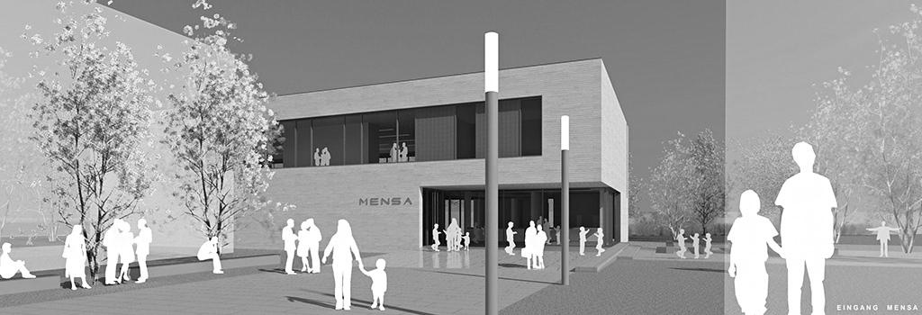 Mensa am Dusternweg</a><strong>Lippstadt | Wettbewerb 2013</strong>
