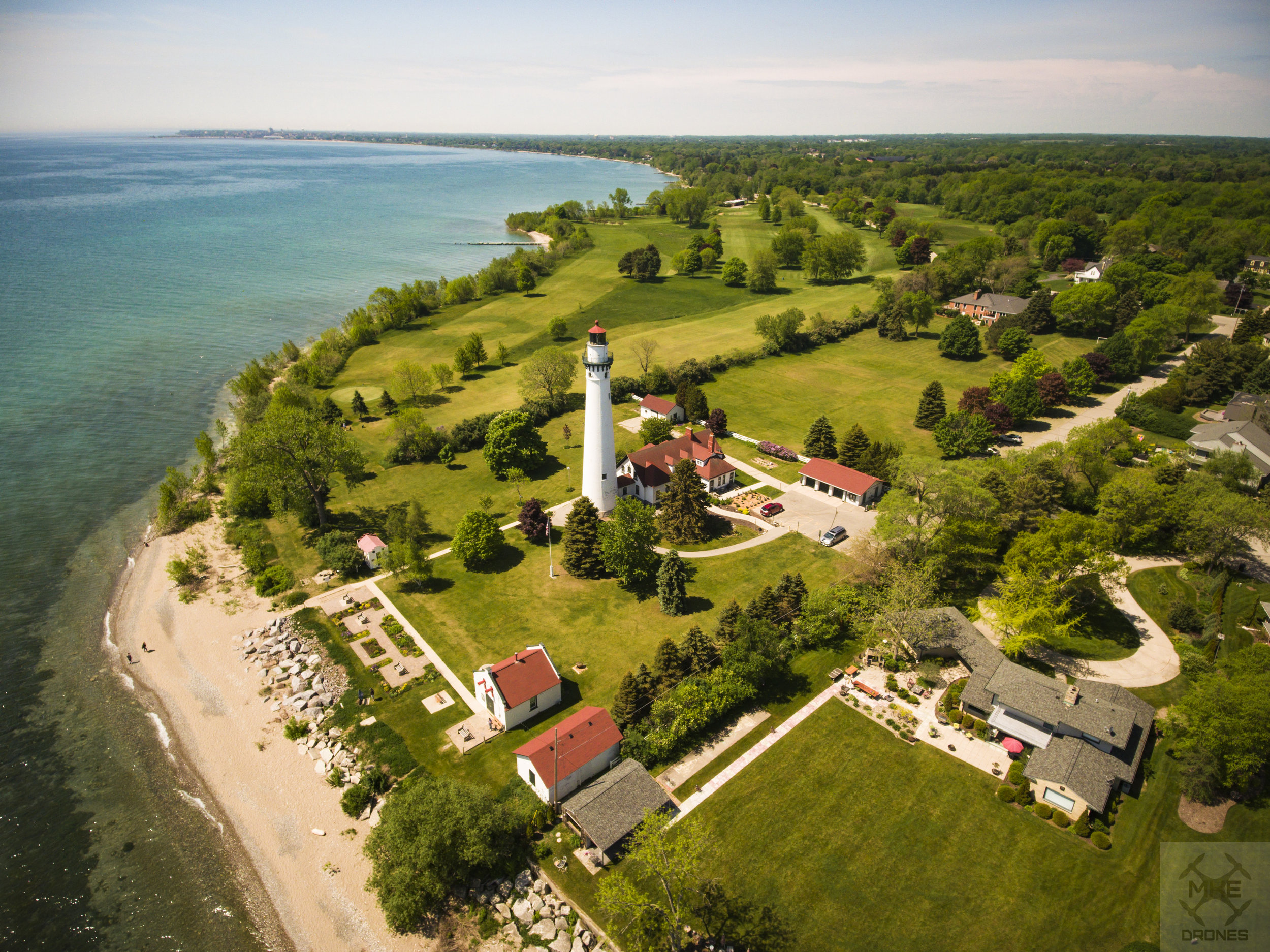 Wind Point Lighthouse - Racine, WI