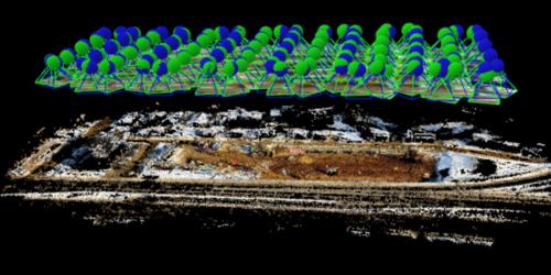 Orthomosaic Mapping