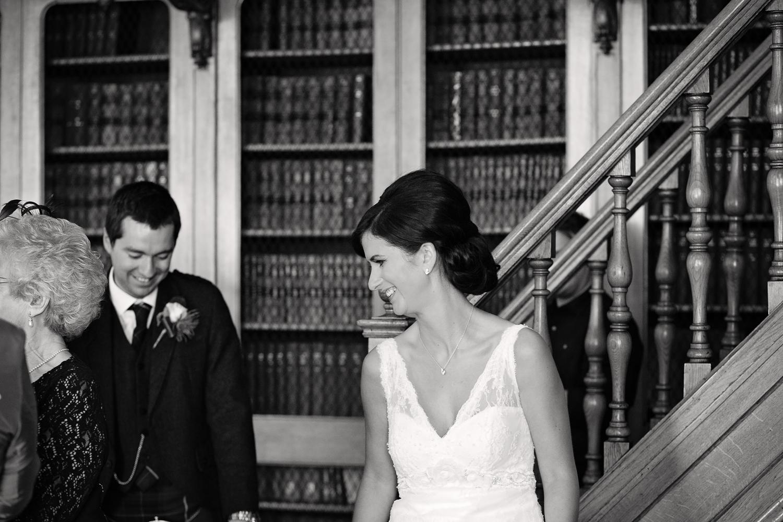 bridesmaids, aberdeen wedding photographer, society of advocates aberdeen, aberdeen weddings, bridal party