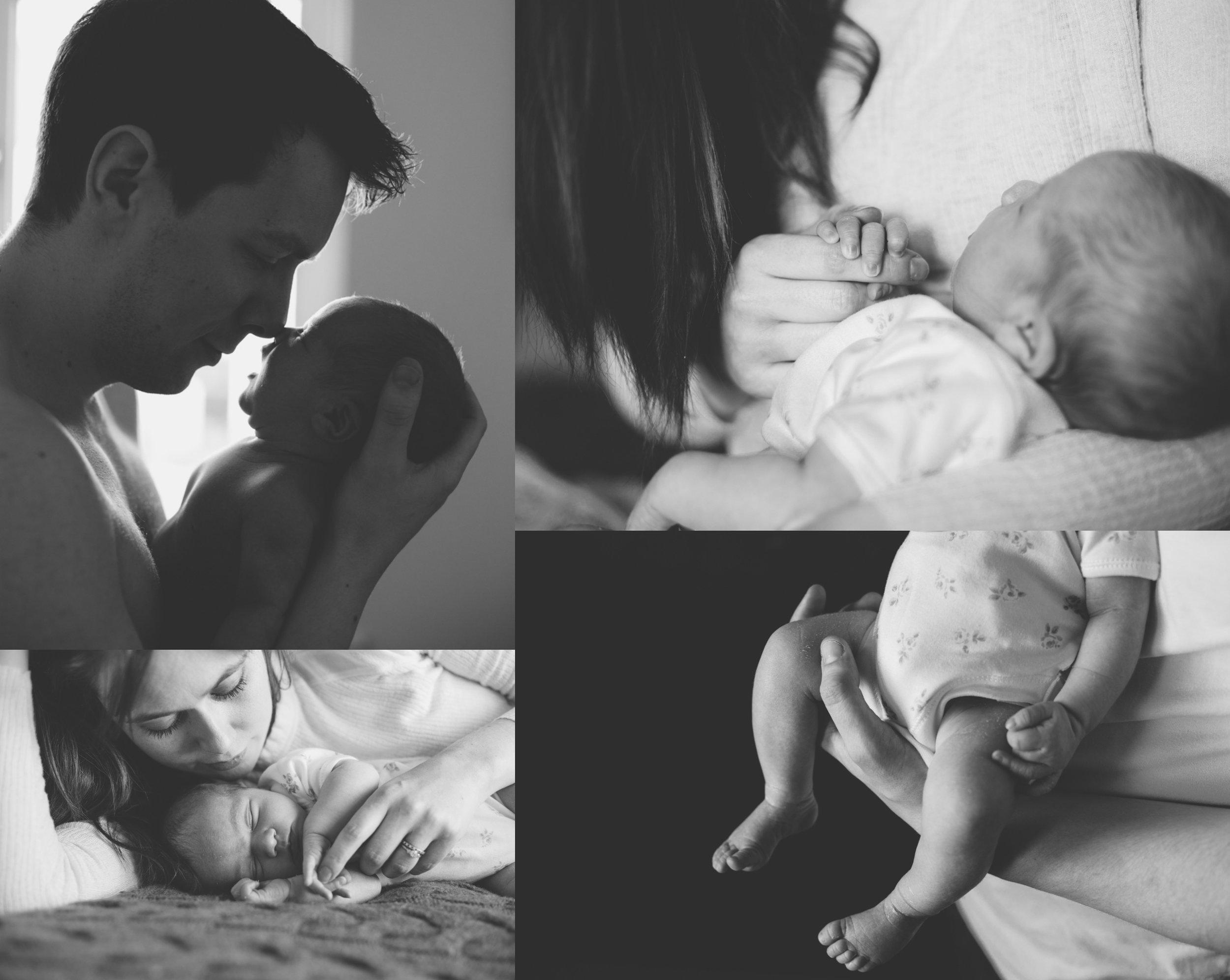 aberdeen newborn photographer