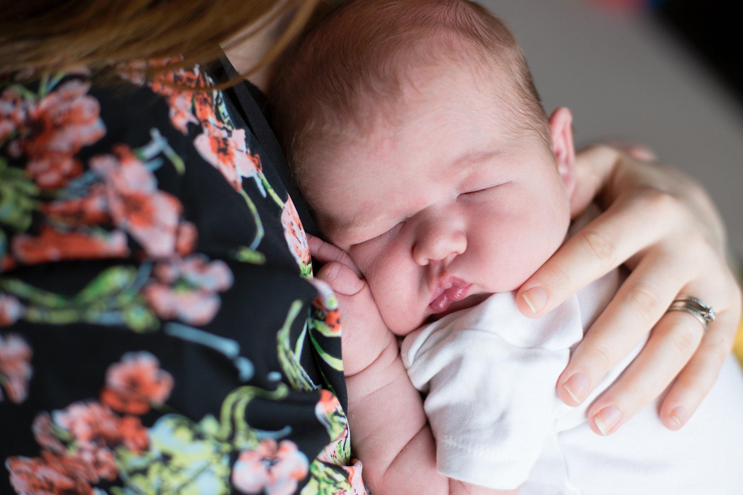 newborn photographer in portlethen, aberdeen