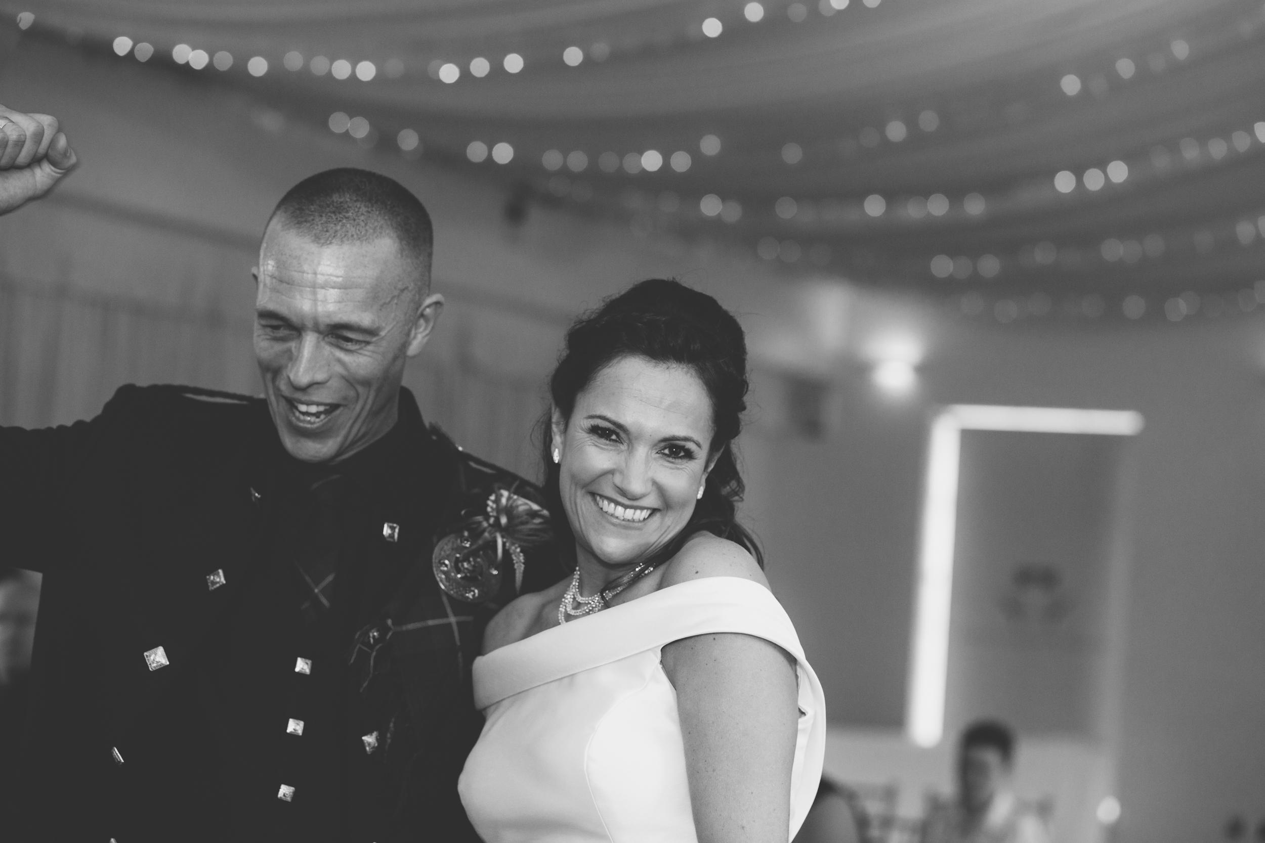 wedding photographer aberdeen