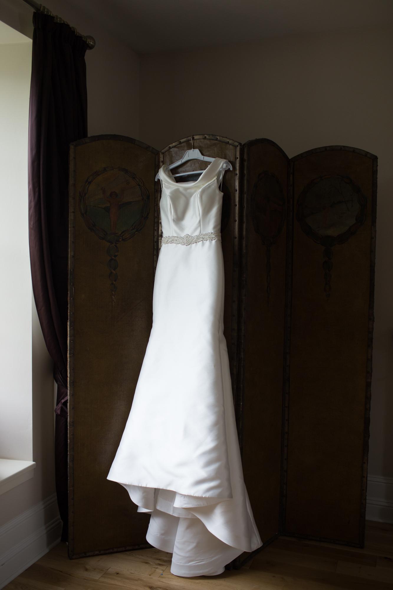 wedding dress aberdeen