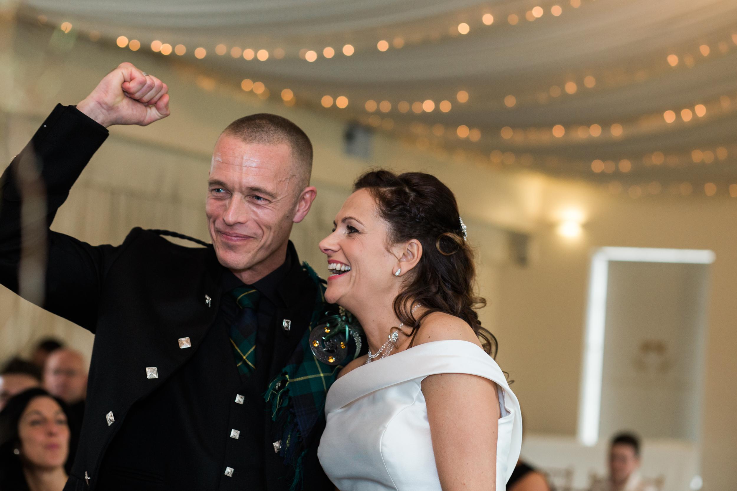 wedding photography Aberdeen,