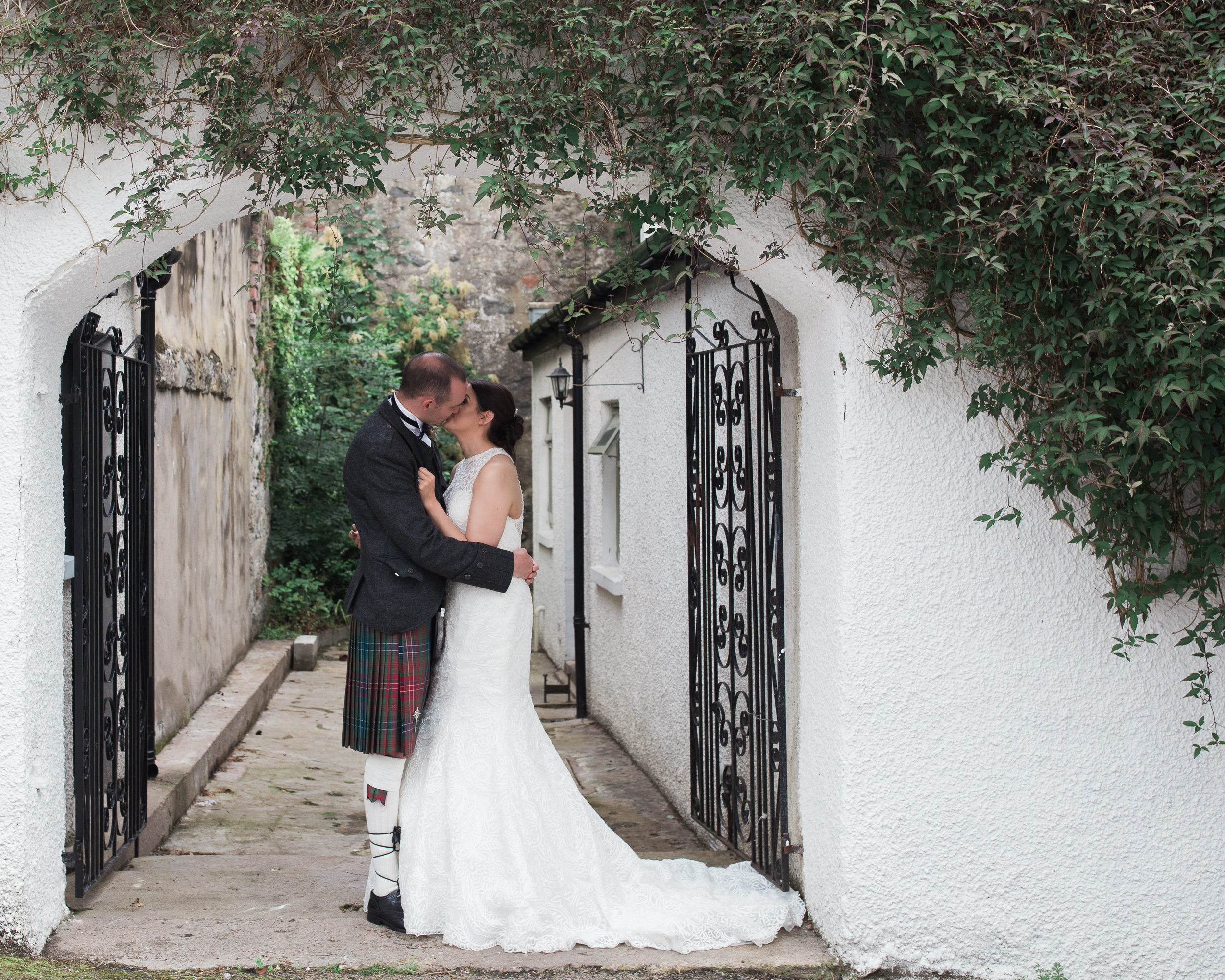 Banchory lodge wedding photographer