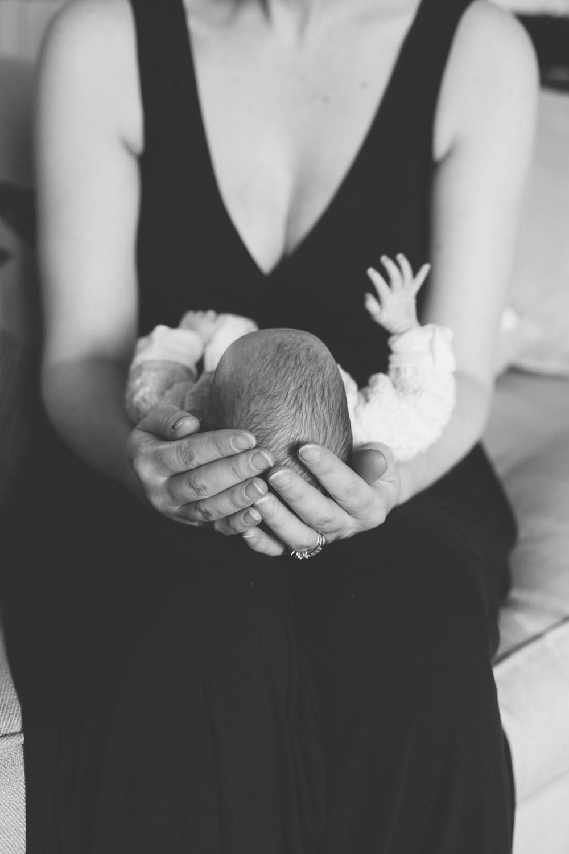 at home newborn photography Aberdeen