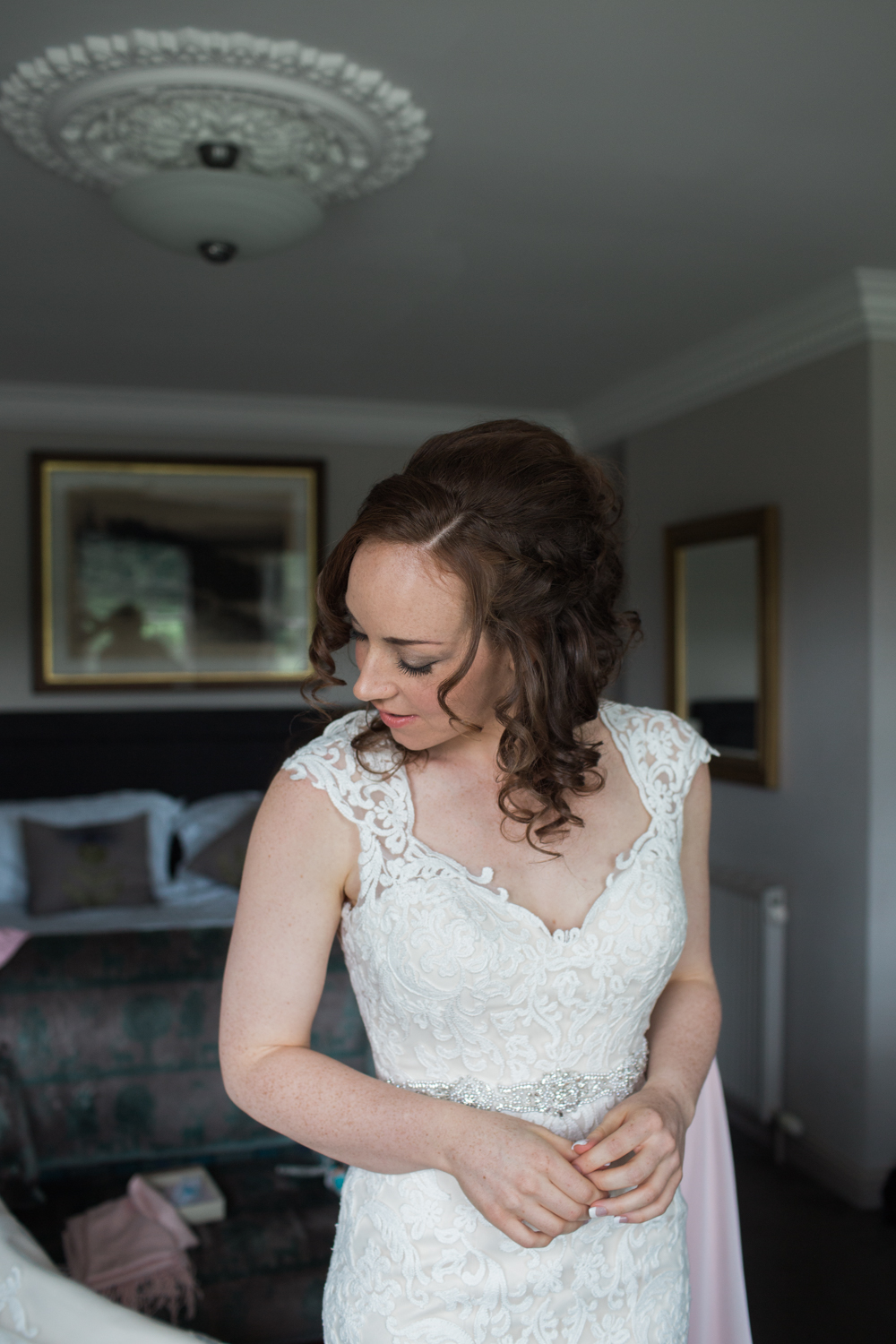 Banchory lodge wedding, wedding photographer Aberdeen