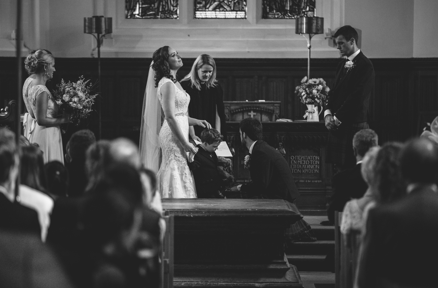 getting married in aberdeen, getting married at kings college, aberdeen wedding photography, wedding photographers in aberdeen, wedding at kings college chapel