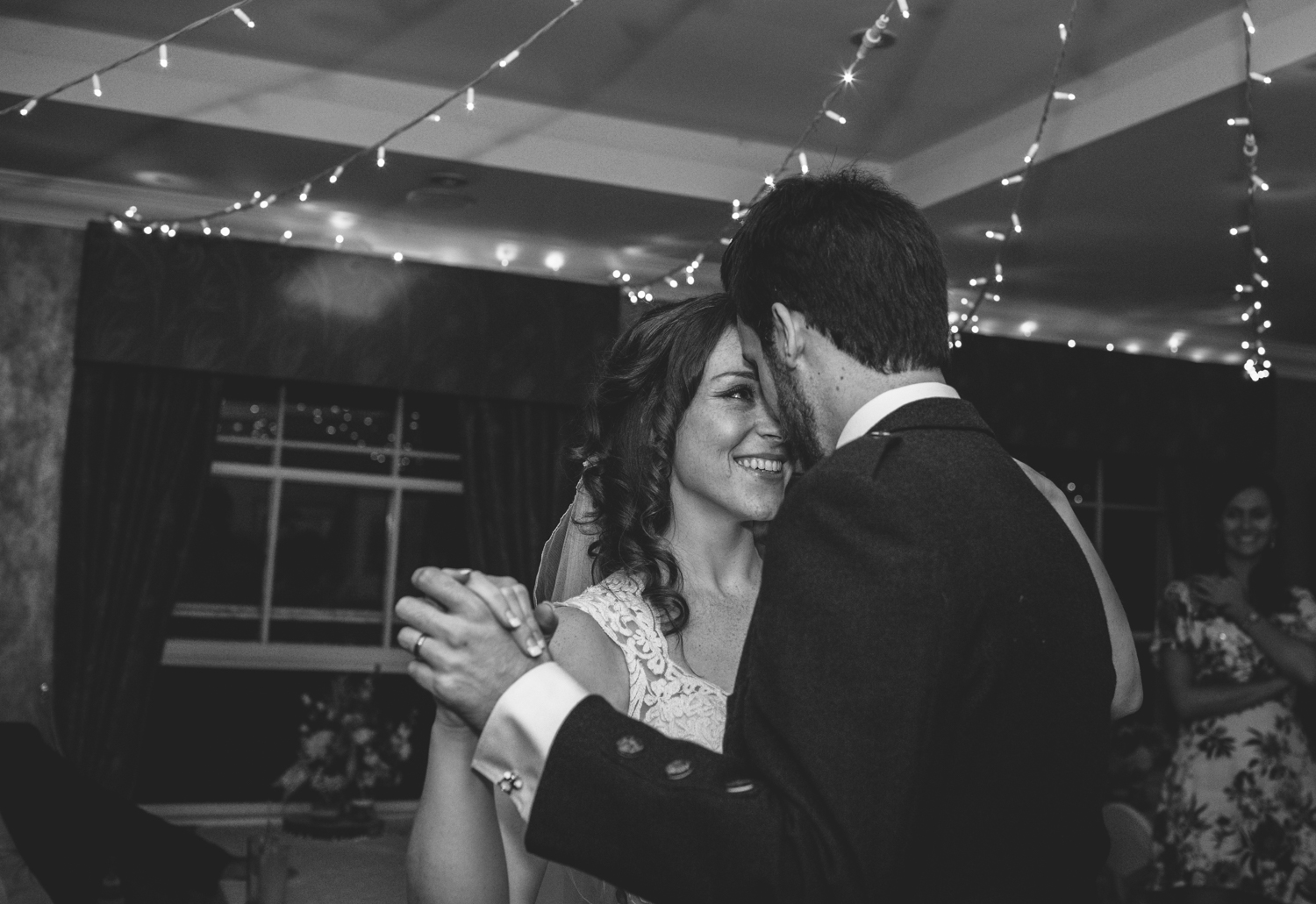 getting married at Banchory lodge