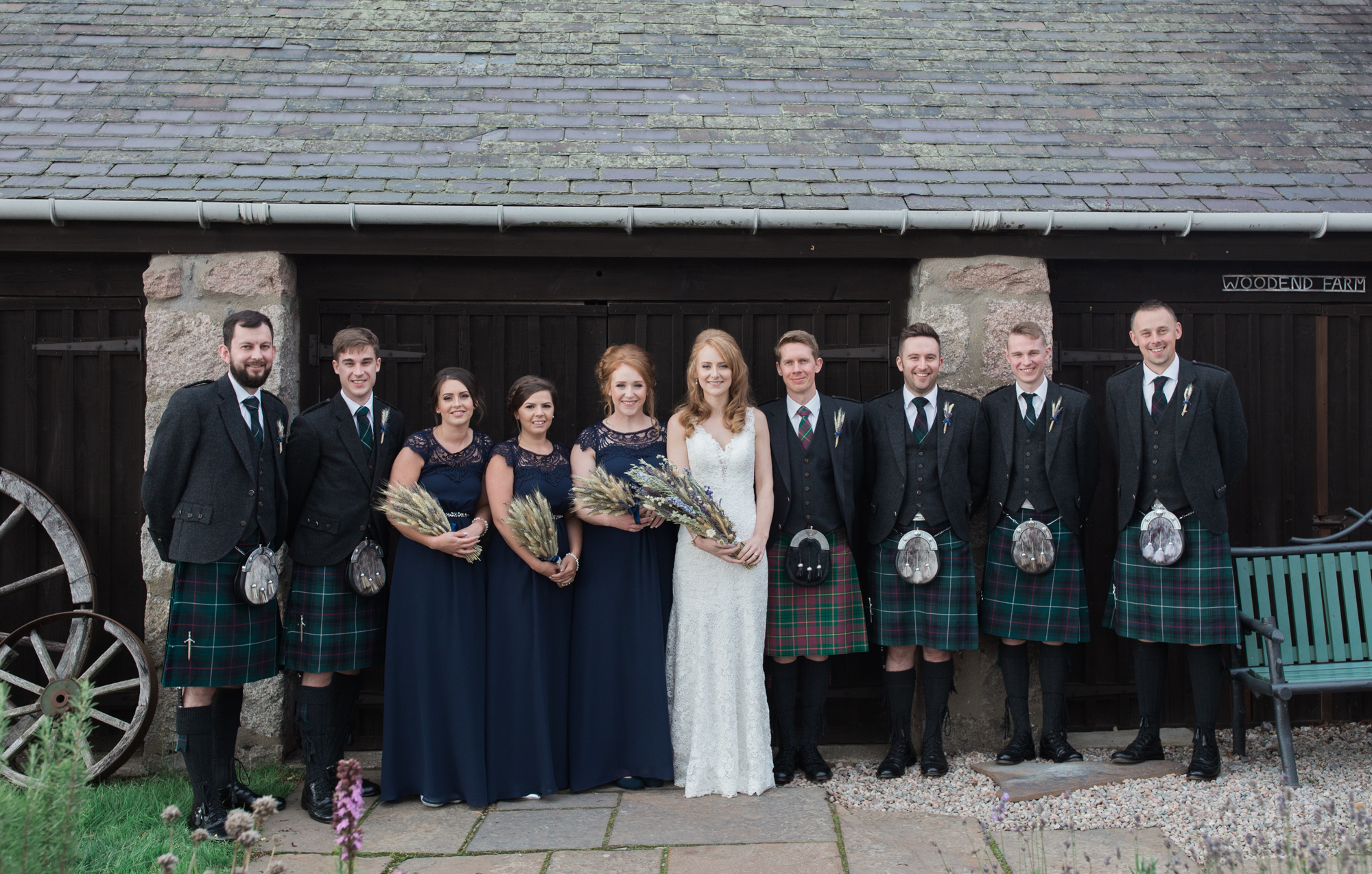 woodend barn wedding, woodend barn Banchory