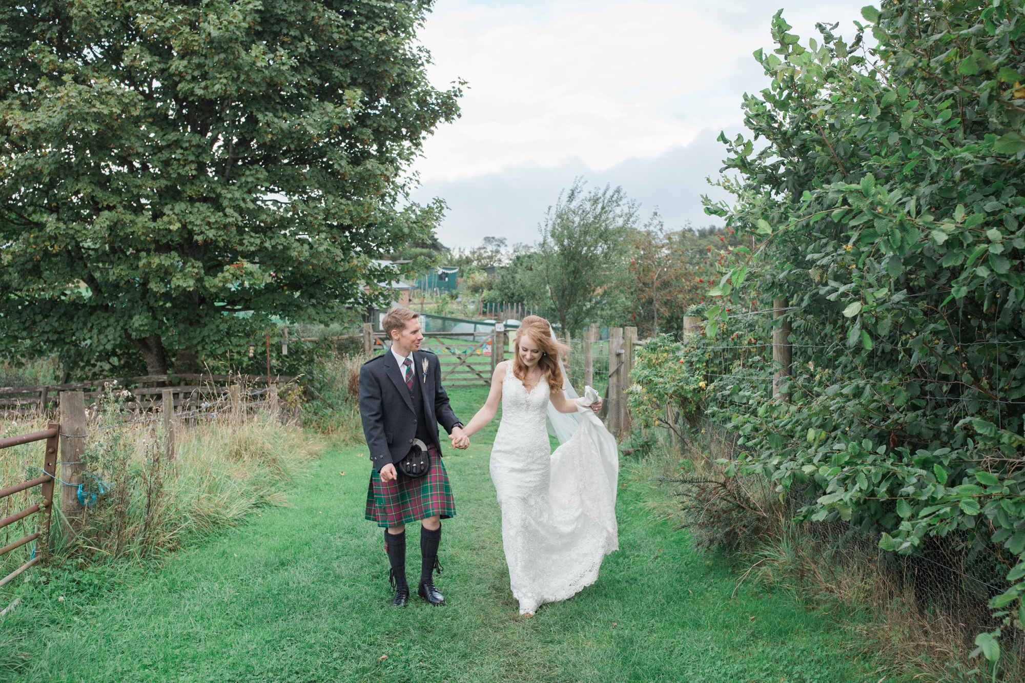 Aberdeenshire wedding photography, Aberdeen wedding photography