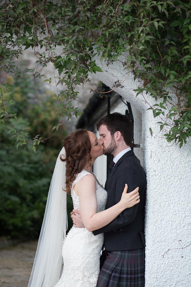 bride and groom aberdeen