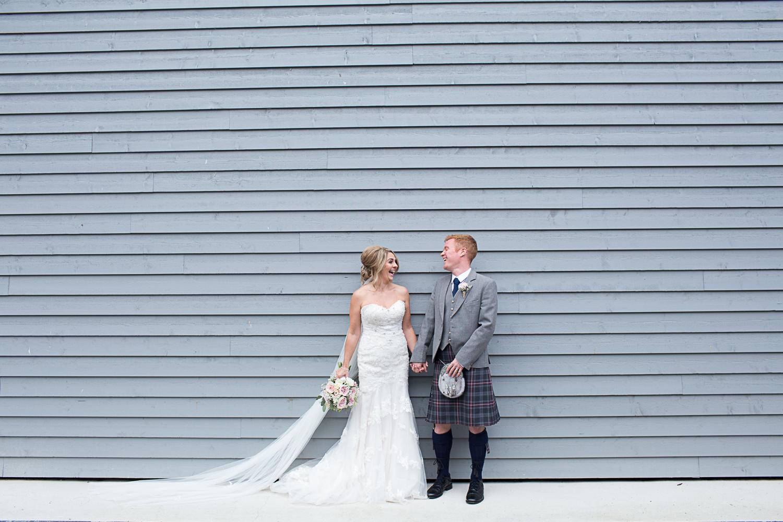 the barn at Barra wedding photography