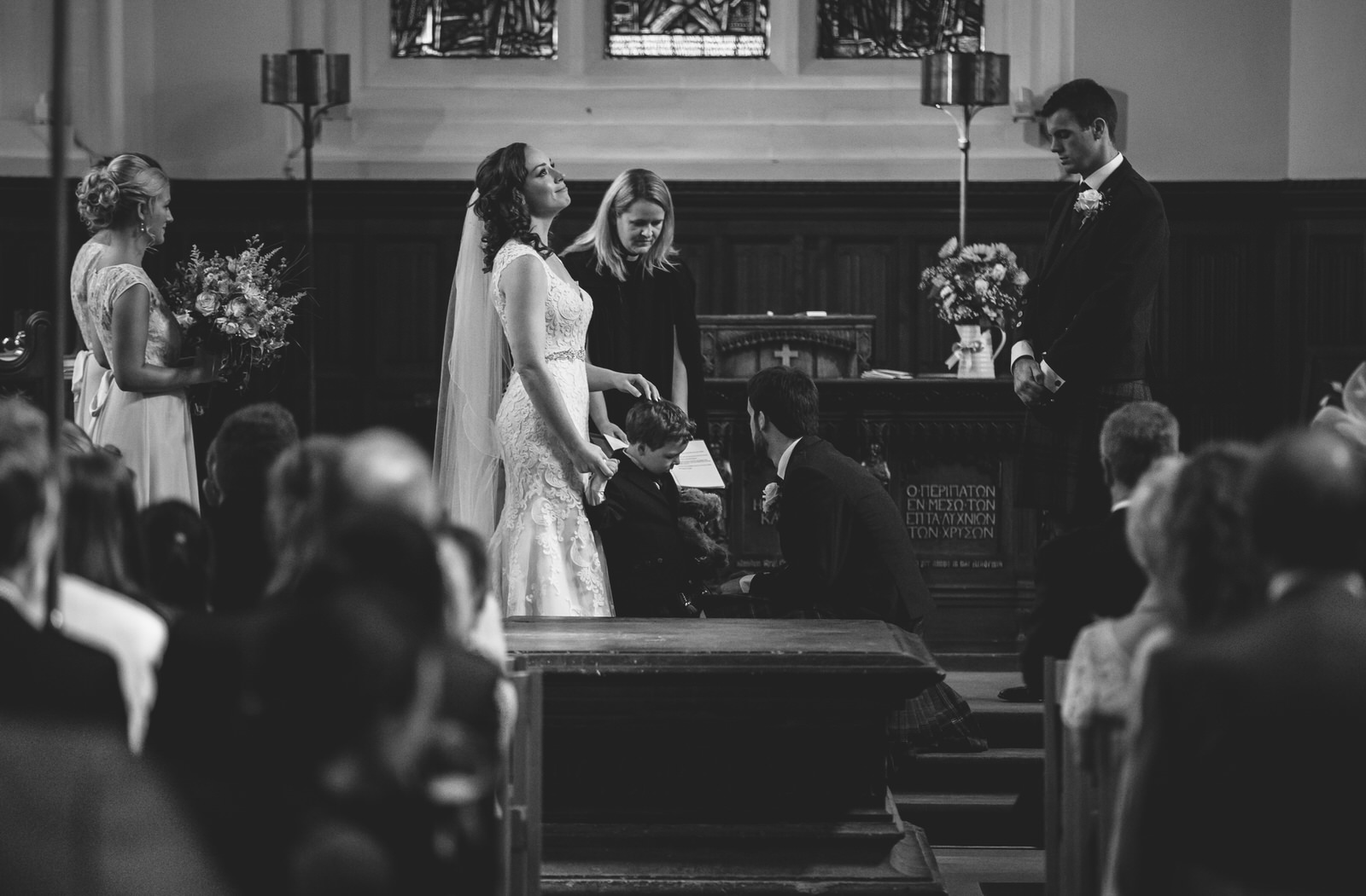 kings college aberdeen, wedding ceremony at kings college aberdeen, wedding photography aberdeen, aberdeen wedding photographers, wedding ceremony