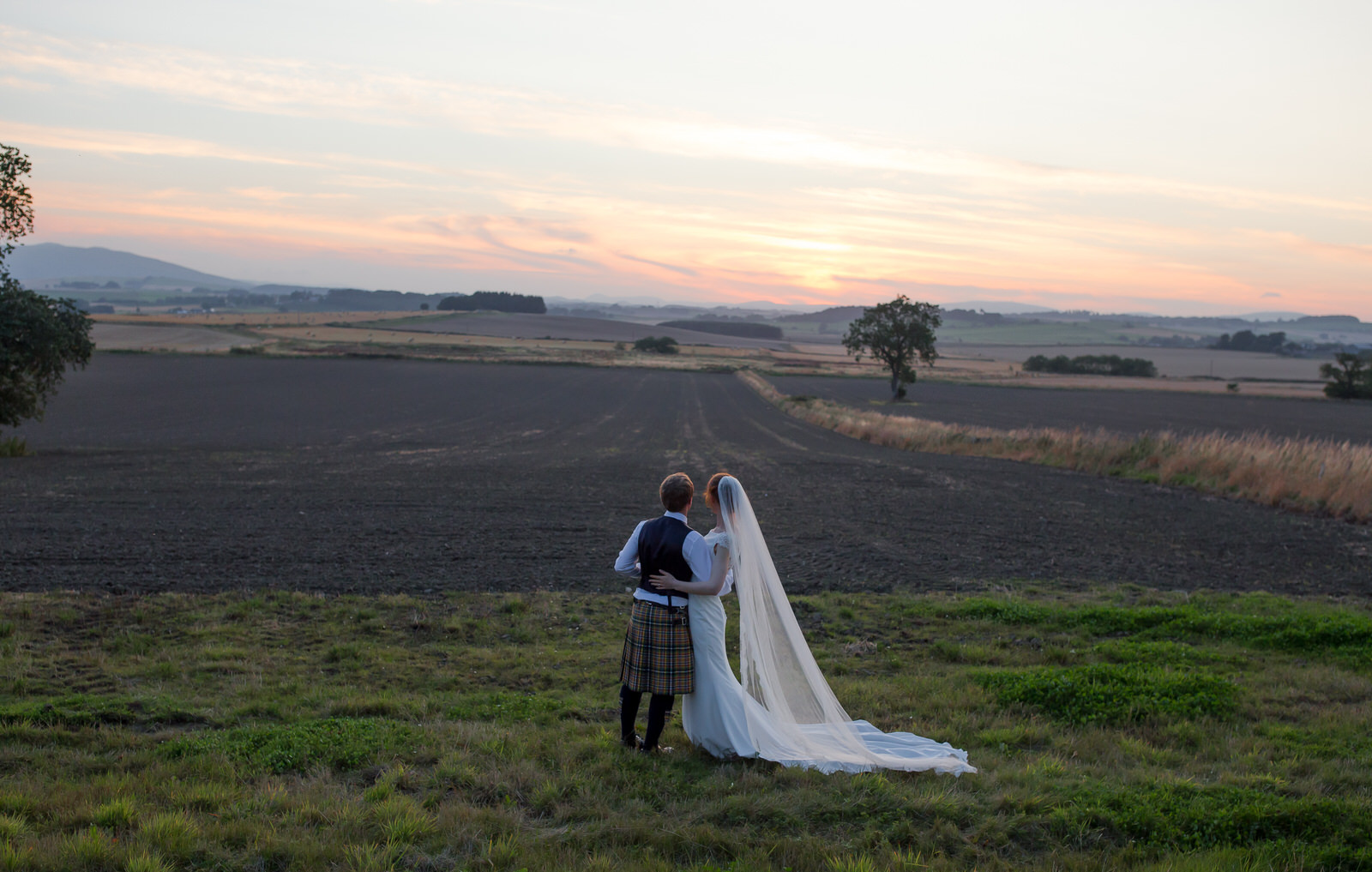 weddings at the barn at Barra, barn at barra castle, barra barn weddings