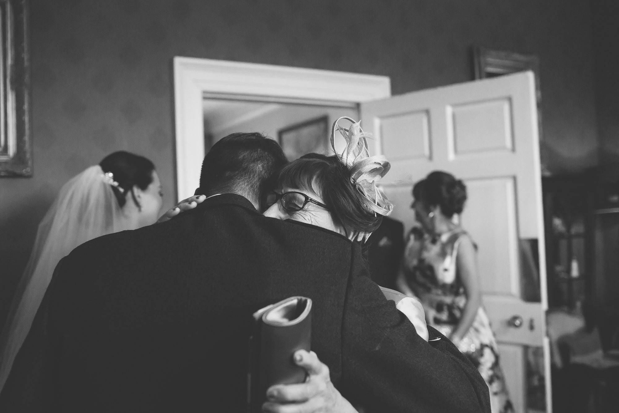 durn house wedding, Portsoy