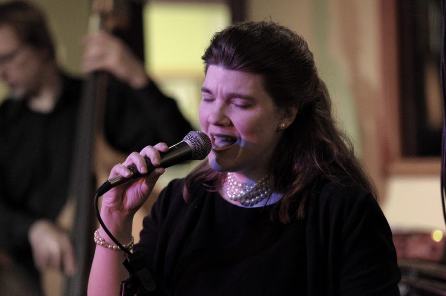 Catherine Gale, vocalist