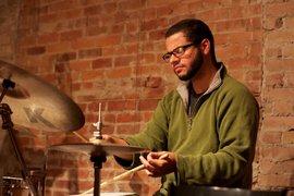 Greg Evans, drums