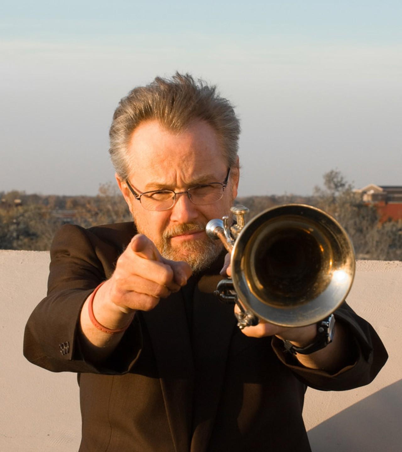 Mike Kaupa, trumpet