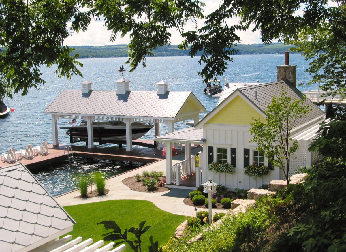 Victorian Lakeside