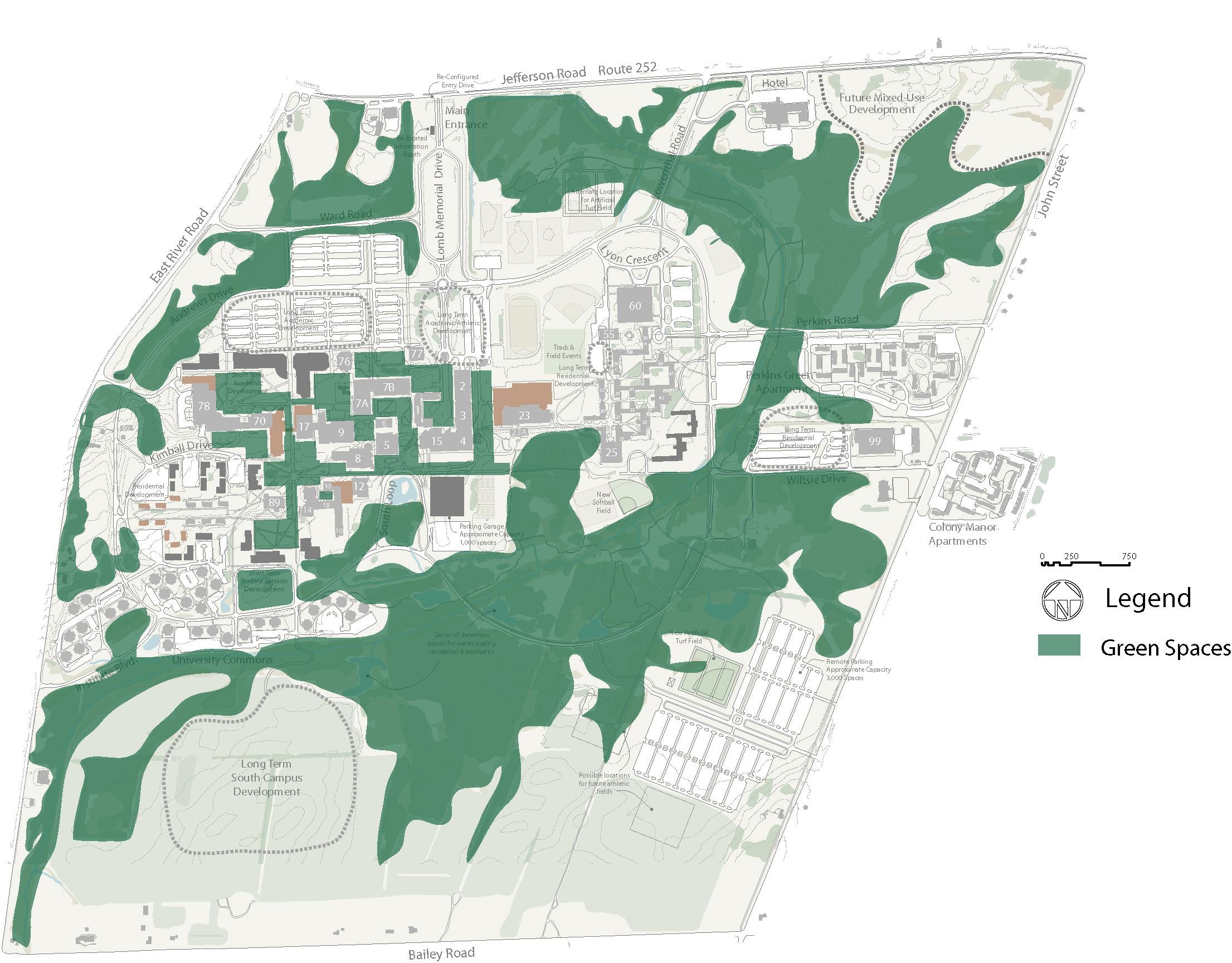 RIT Campus Master Plan