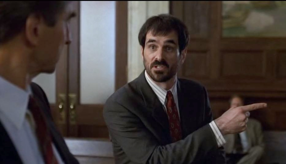 Before he was famous Ty Burrell didn't know what to do with his hair.