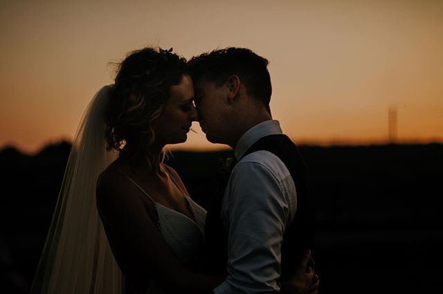 """Your love is my turning page, only the sweetest words remain. Every kiss is a cursive line, every touch a redefining phrase."" . . . . . #jessicalaurenmedia #weddingphotography #sunset #sleepingatlast #kentuckyphotography #kyphotographer #ohiophotography #marriedlife #couple #rookeandrovercrew"