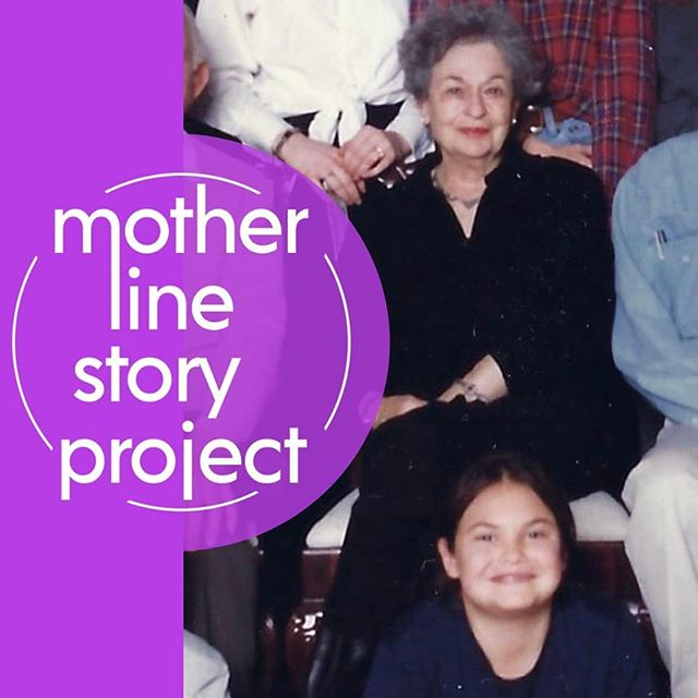 """Your mother did what she had to do. You do what you have to do."" Honored to showcase #RutgersMotherLine #storyteller Aline Stokes and the indomitable Jacquie. Catch Aline's #MotherLineStory May 5th at 8:30pm Link in Bio"