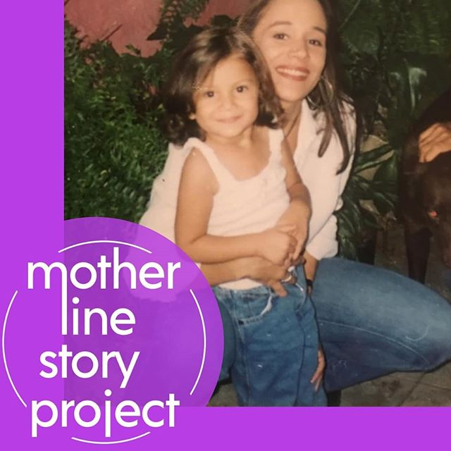 #RutgersMotherLine #storyteller @mirandapatricepurcell and her mom. Catch Miranda's #MotherLineStory May 5th at 8:30pm. Link in Bio.