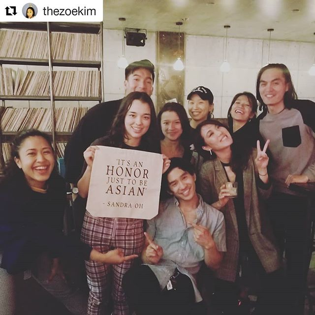 """First ever Mason Asian Alliance meeting today. My heart is full."" ❤ - Zoe Kim ・・・ YES! It's been a priviledge to work at Rutgers and to see artists taking initiative and claiming agency. Special shout out to #MotherLineAlum @thezoekim @midoriglory  #masongross #Rutgers  #buildcommunity  #organize"