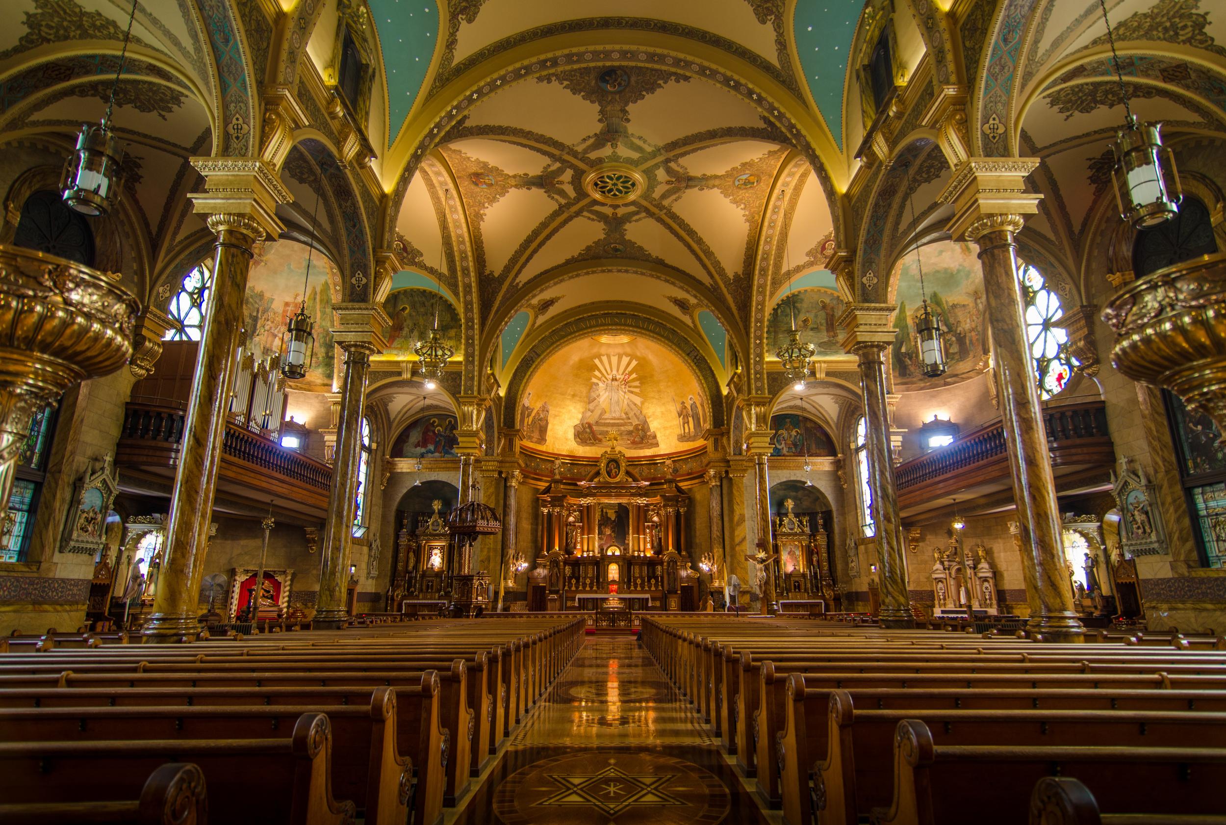 St. John Cantius Roman Catholic Church