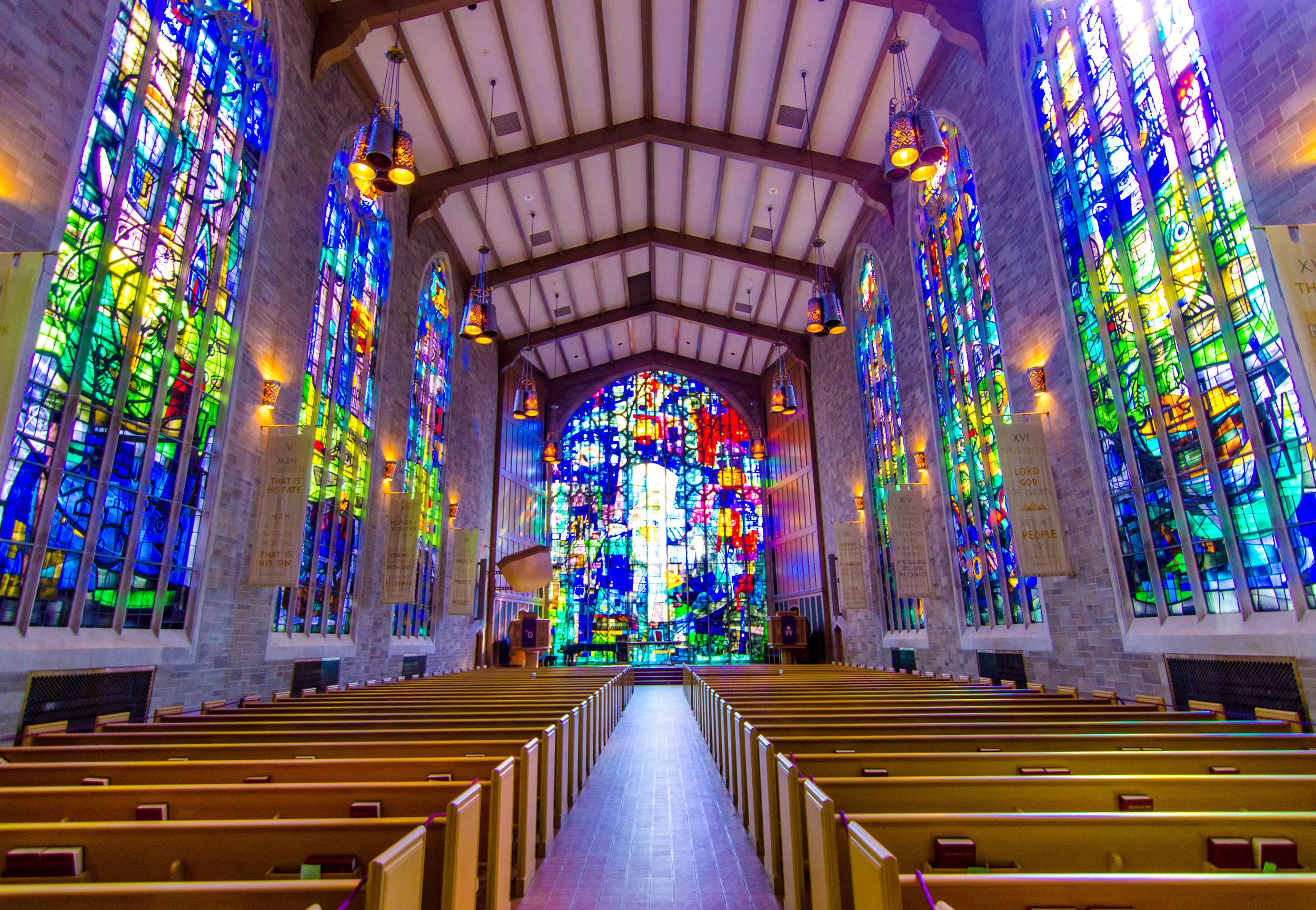 Alice Millar Chapel at Northwestern University
