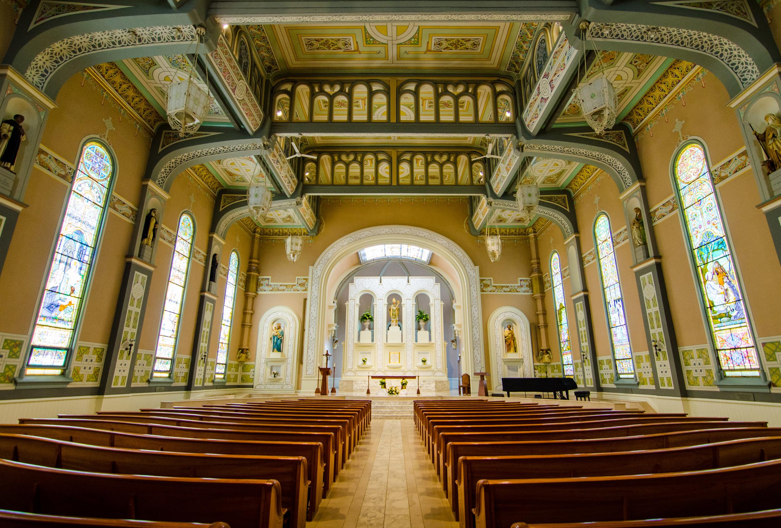 Old St. Pat's Roman Catholic Church