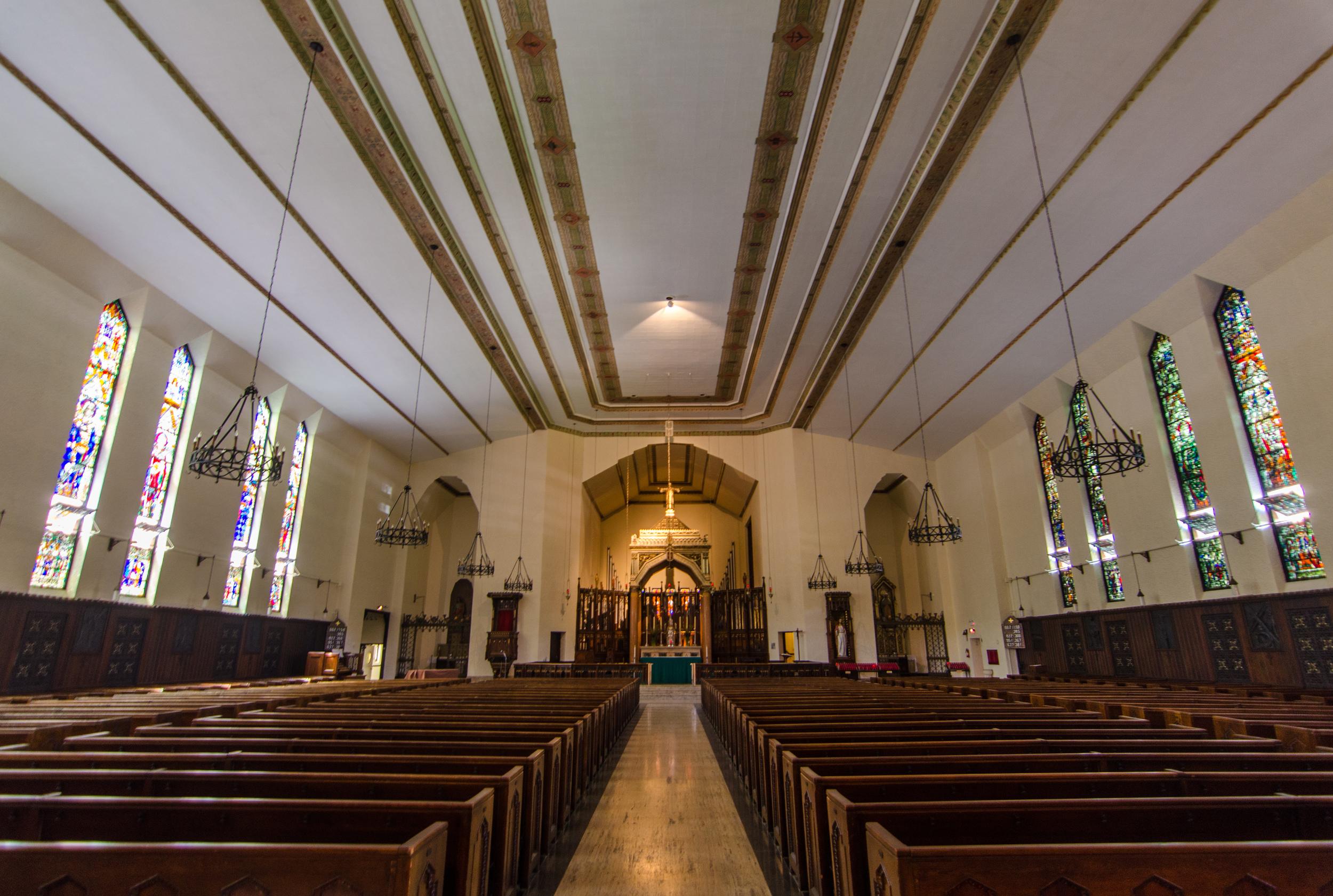 St. Thomas the Apostle Roman Catholic Church