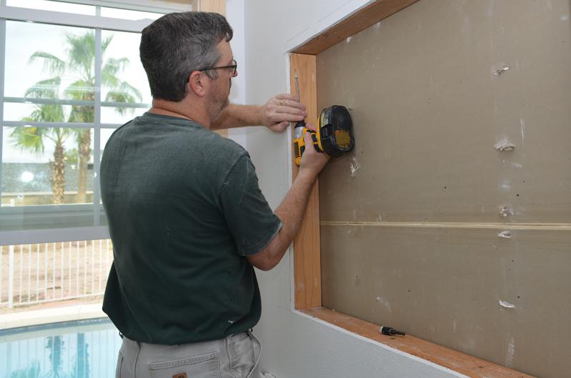 Diy Built In The Wall Shelving Reclaim Hidden Storage Space In Your Home Az Diy Guy