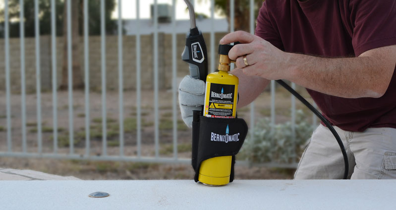 The BZ8250HT - Trigger Start Hose Torch