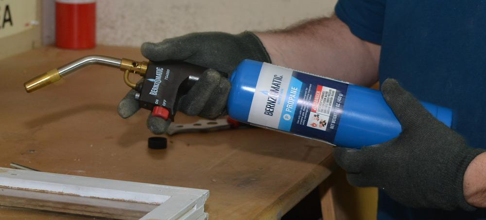Bernzomatic TS4000 High Heat Torch