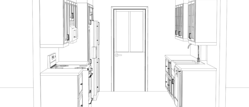 Our New Kitchen Design Plan Az Diy Guy