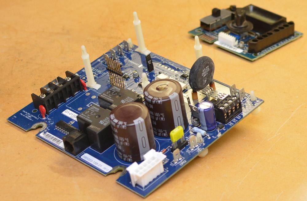 Hayward Main PCB Printed Circuit Board for AquaRite Salt Chlorination Systems
