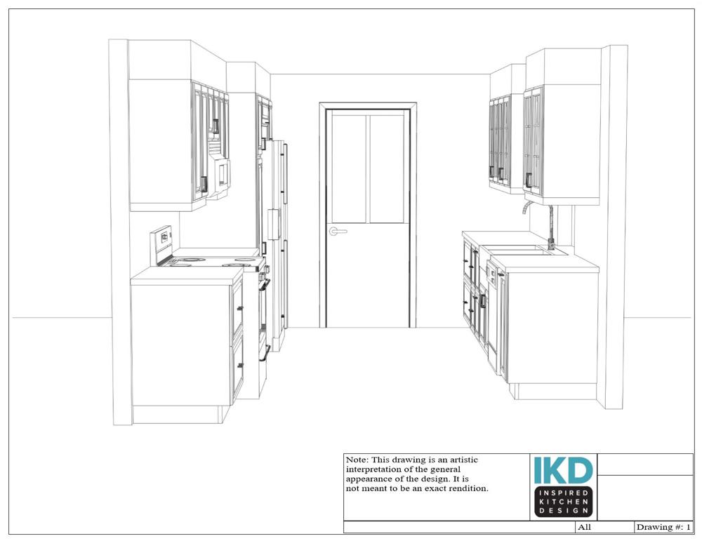 by Inspired Kitchen Design