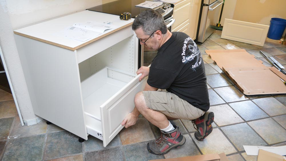 12 Tips For Installing an IKEA Kitchen — AZ DIY Guy