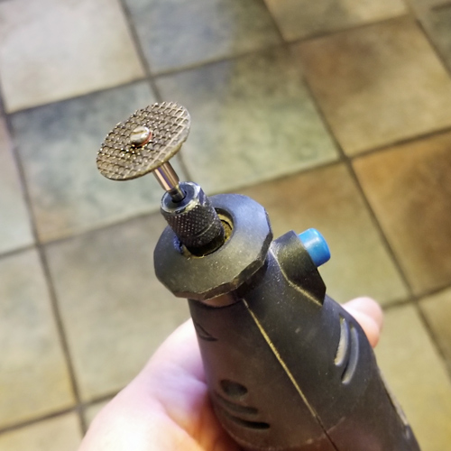Fiber Cut-Off Wheel