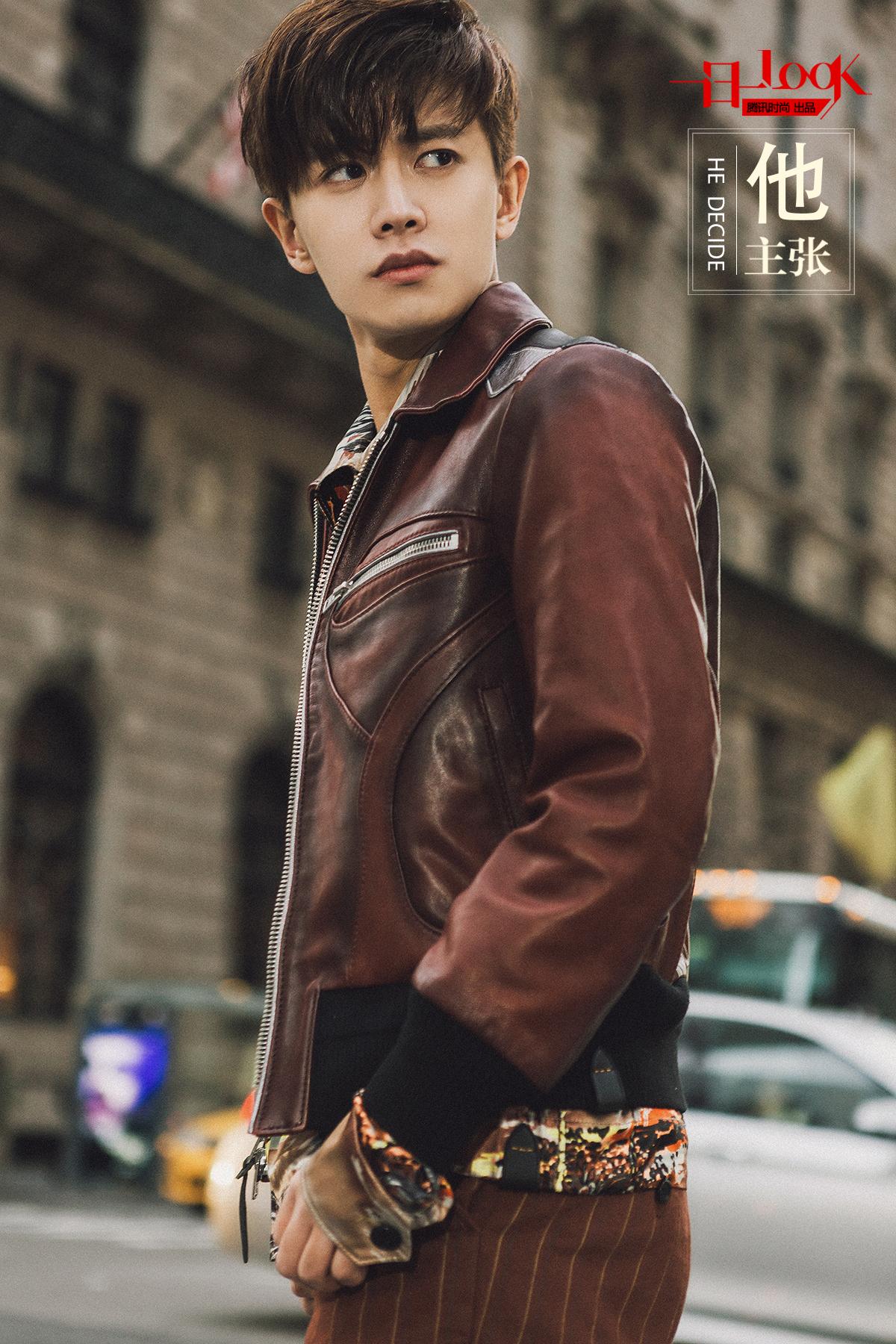 Tencent Fashion x Allen Ren 任嘉伦