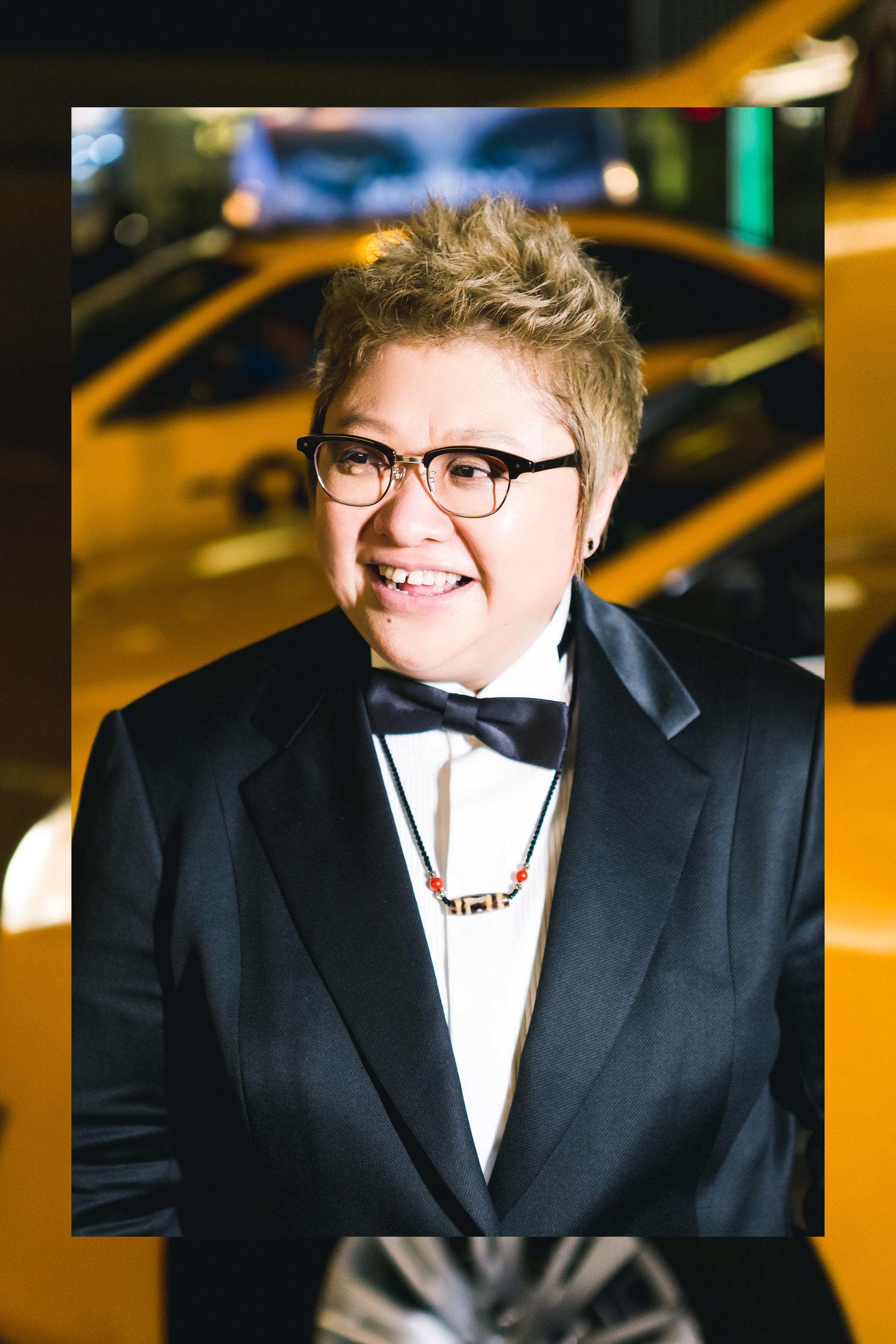 Hong Han 韩红 x TONY Award