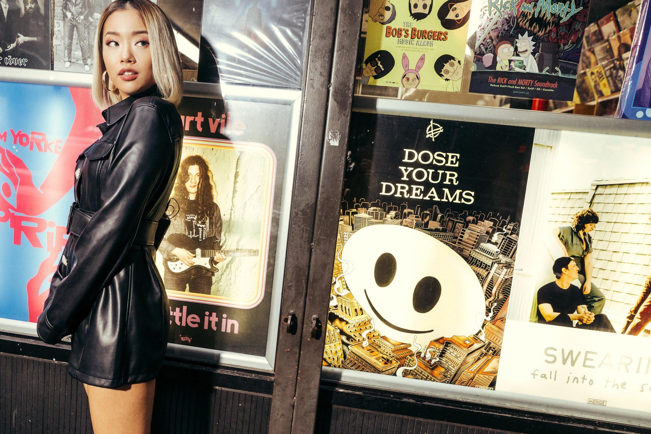 Tencent Fashion x 王菊