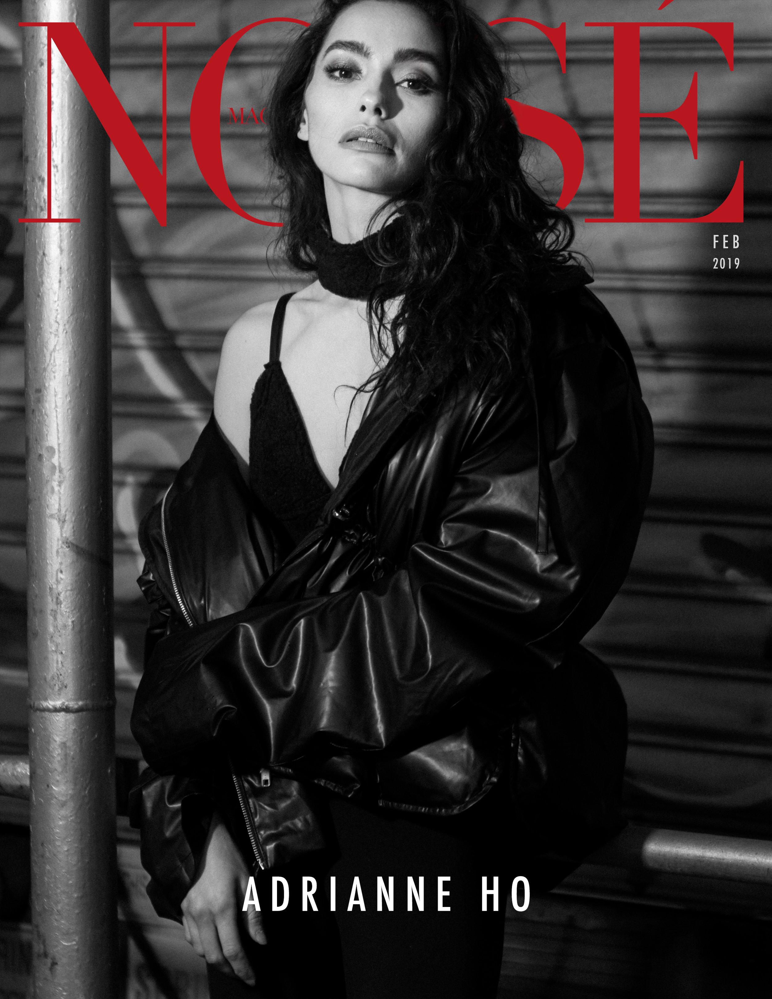 Adrianne Ho x NOISÉ magazine