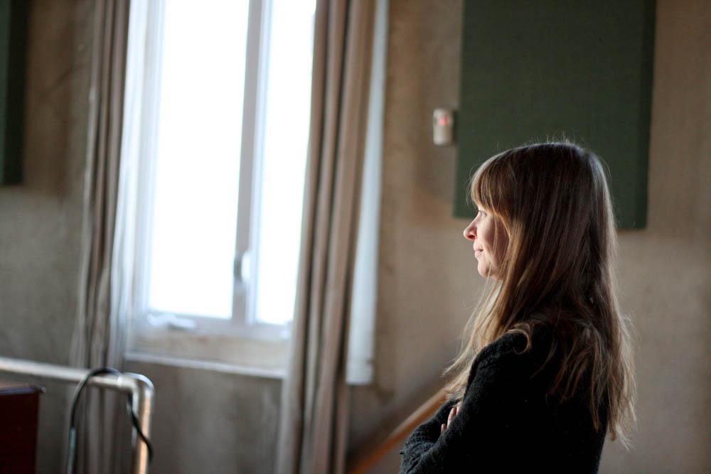 Amy Morrissey, 2010 - Photo: David Hartley, Courtesy  Weathervane Music