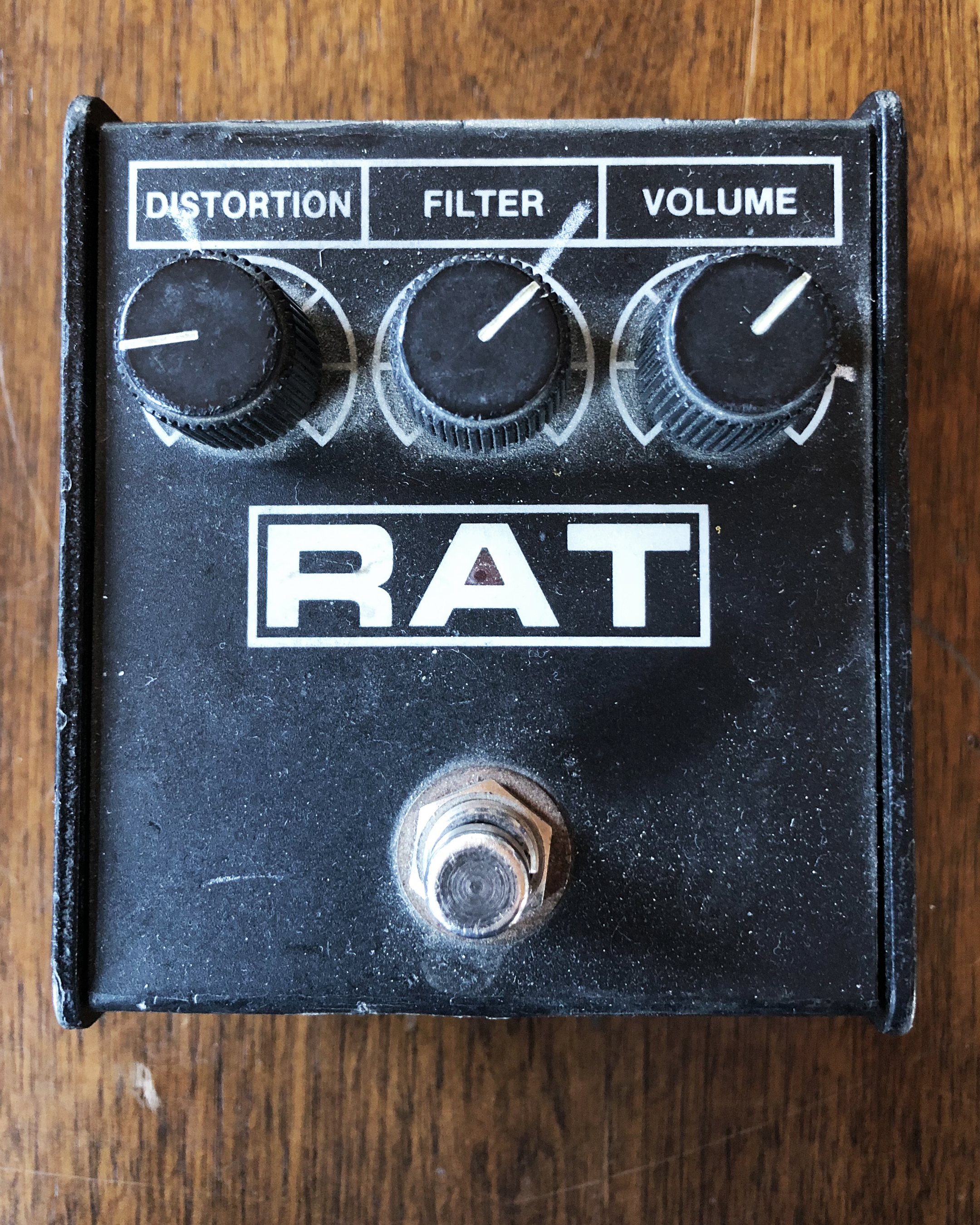 Pro Co Rat (with LM308 chip)
