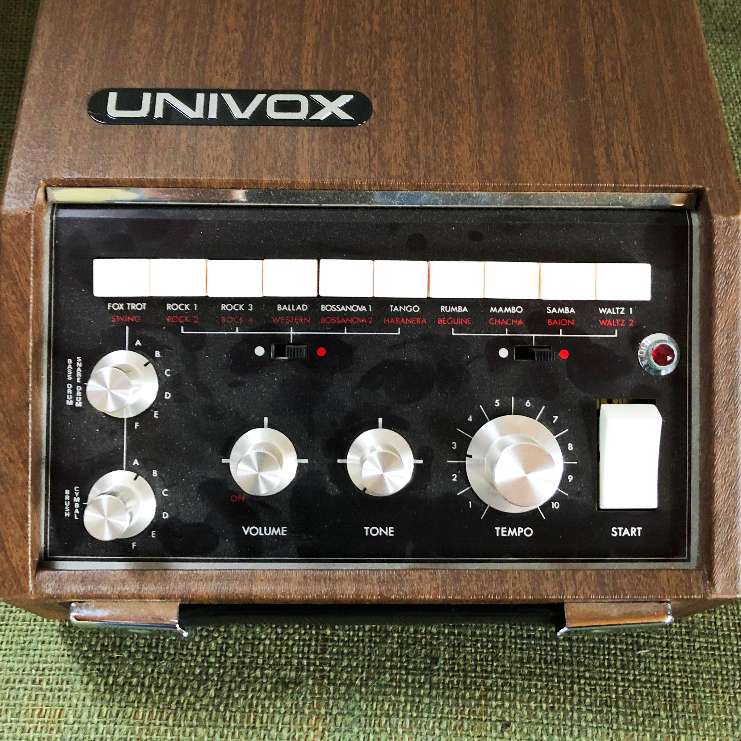 Univox Drum Machine